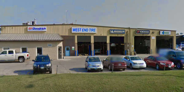 Tire & auto service and repairs in Winnipeg MB
