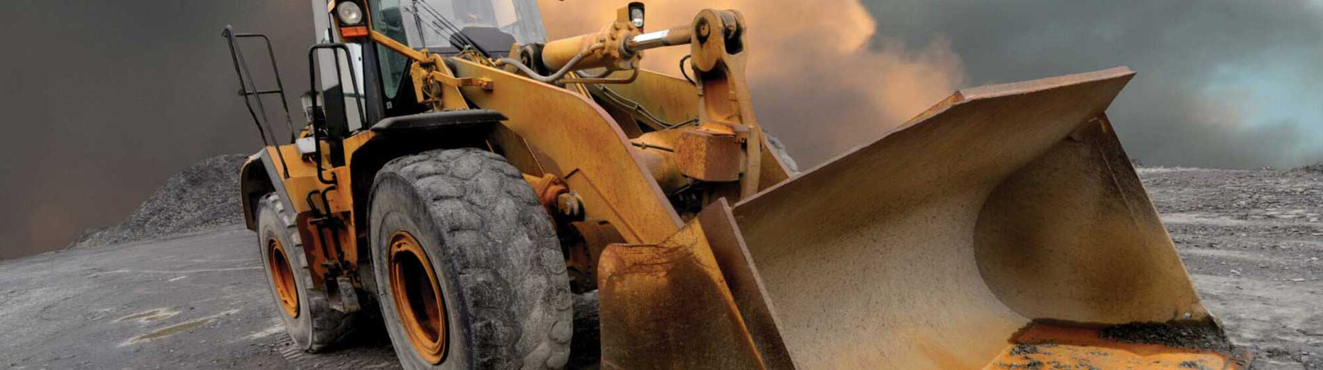 Construction Equipment - Slider Image